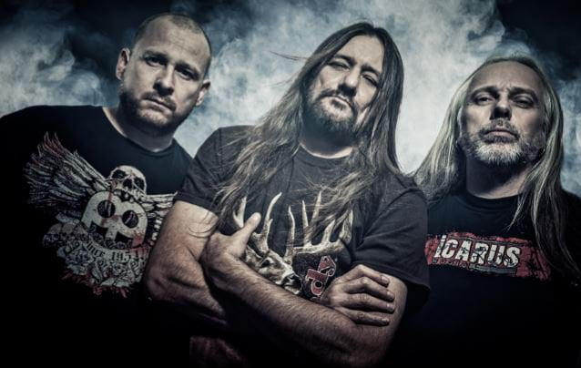 "Sodom: banda lançará novo EP, ""Sacred Warpath"""