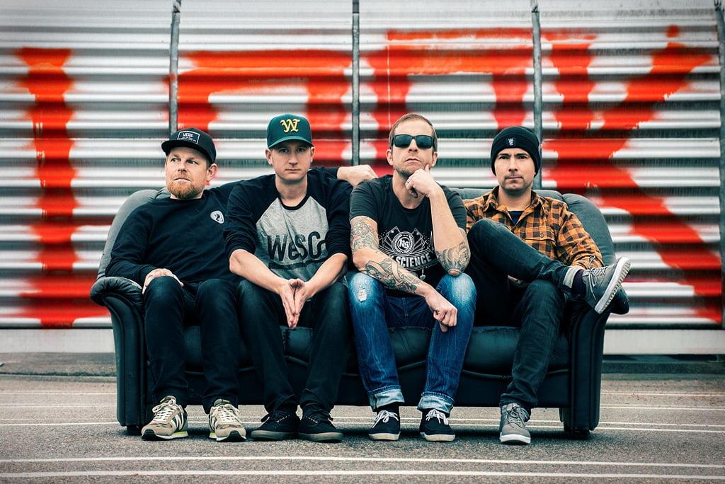 Millencolin: banda faz show em Curitiba neste final de semana