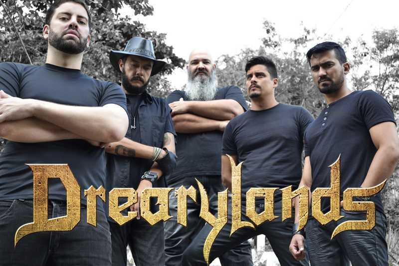 Drearylands: banda lança música inédita após 13 anos na rádio Rock Freeday