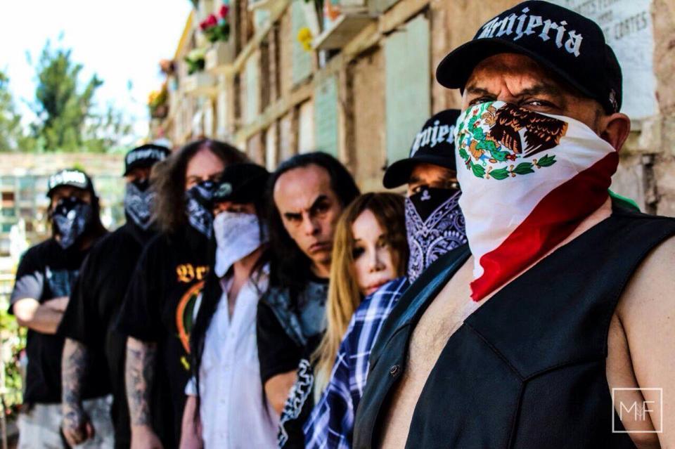 """Brujeria: banda é atração do programa """"Pegadas de Andreas Kisser"""" na 89 FM"""