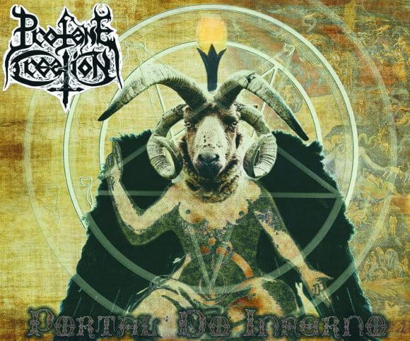 """Profane Creation: banda lança """"Portal do Inferno"""", novo álbum após 20 anos"""