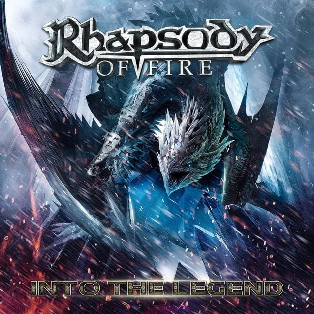 Rhapsody of Fire – Into The Legend