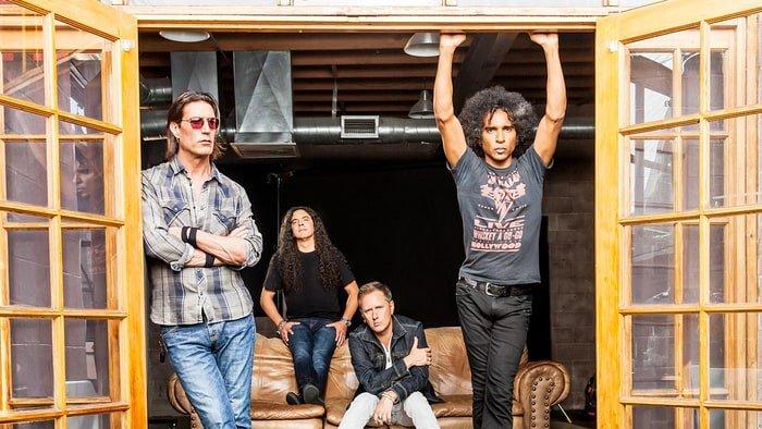 Giraffe Tongue Orchestra: vocalista William DuVall lança cover do Rush com o Alice In Chains