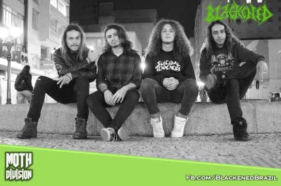 Blackened: banda é destaque em site alemão