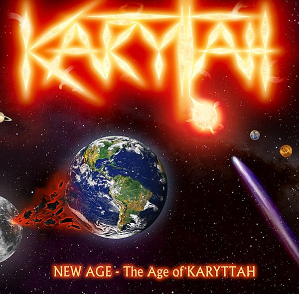 "Karyttah: álbum de estreia ""New Age – The Age of Karyttah"" será divulgado na íntegra no Youtube"