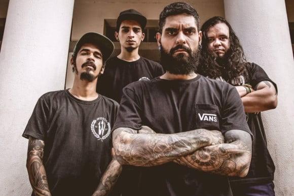 """Mugo: banda libera teaser de documentário que irá apresentar toda a produção do novo álbum, """"Race of Disorder"""""""