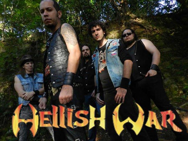 Hellish War – Vulcano