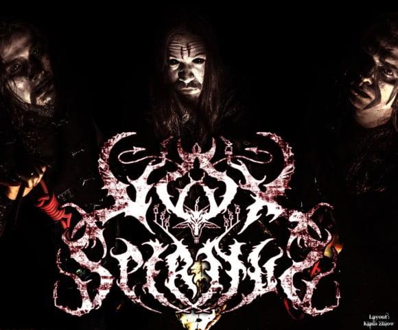 Nox Spiritus: banda libera debut álbum para audição gratuita