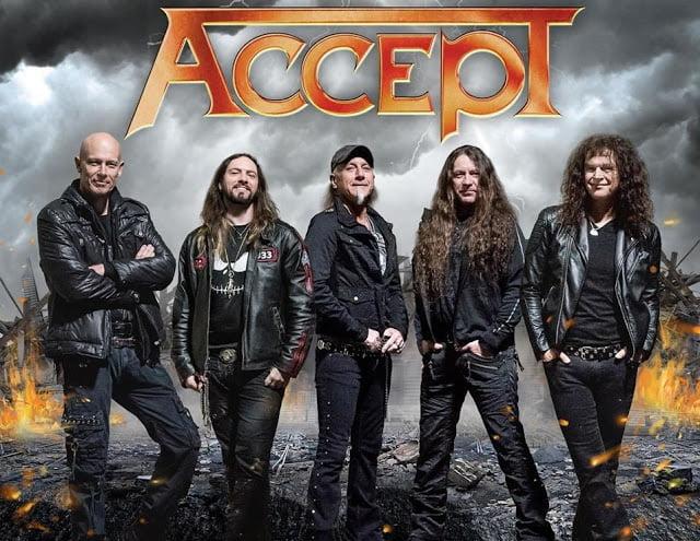 Accept: show em São Paulo terá República como banda convidada