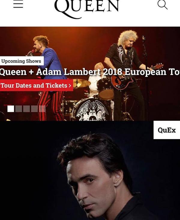 Queen Extravaganza confirma Alírio Netto na formação da banda para a turnê de 2018