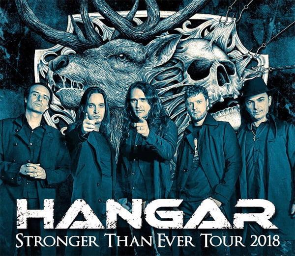 """Hangar divulga todas as datas da """"Stronger than Ever Tour 2018″ pelo Brasil"""