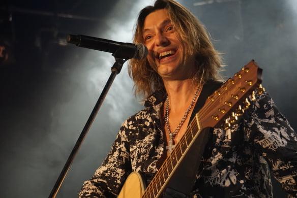 Edu Falaschi: divulgado horário de show em São Paulo no Tropical Butantã