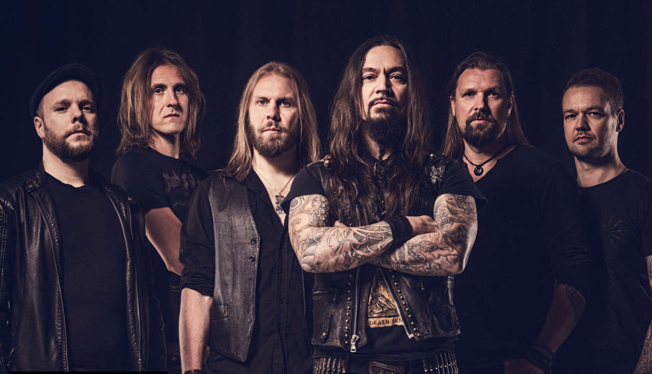 Amorphis se apresenta em Abril em São Paulo