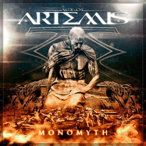 """Age of Artemis lança """"Monomyth"""" no Brasil em todas as plataformas e lyric vídeo de """"Reborn"""""""