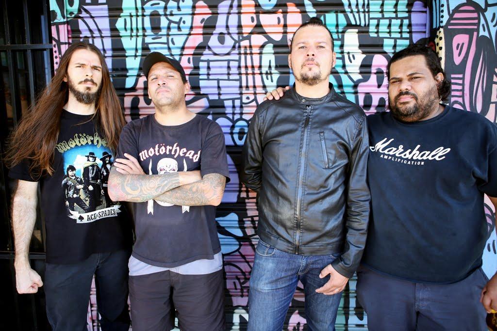 HELL BOUND: Show em Brasília no Headbangers Attack Festival