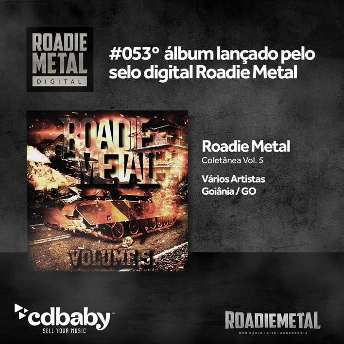 Mais uma coletânea da Roadie Metal online!!