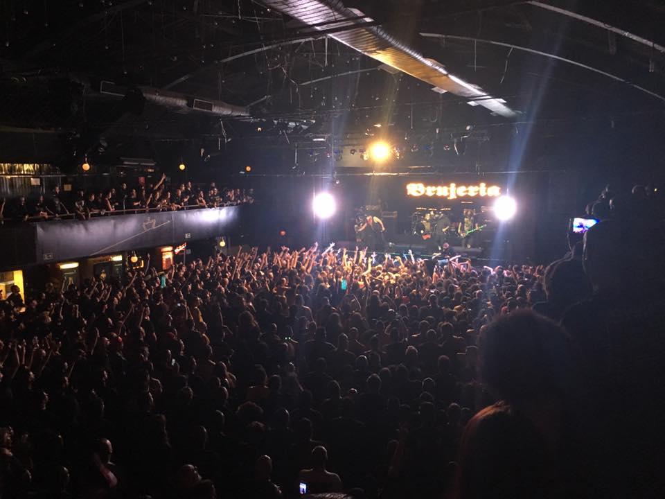 Brujeria: Juan Brujo fala sobre recente tour realizada no Brasil