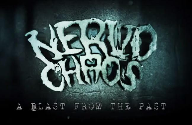 """NervoChaos lança série de vídeos """"A Blast From The Past"""" durante a quarentena."""
