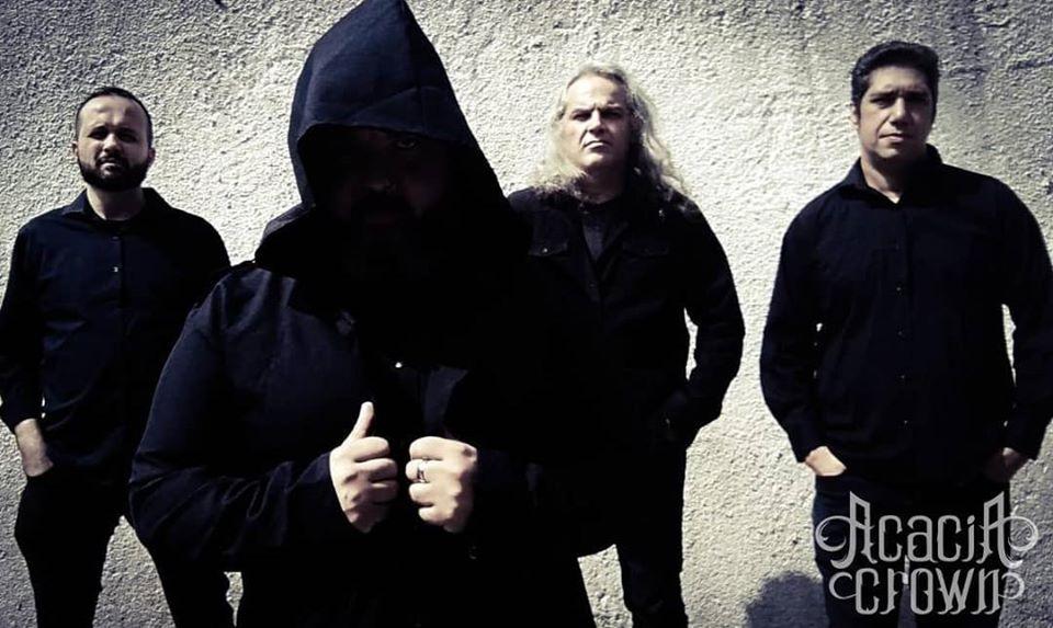 Acacia Crown: novo projeto de metal extremo conta com baixista do Harppia