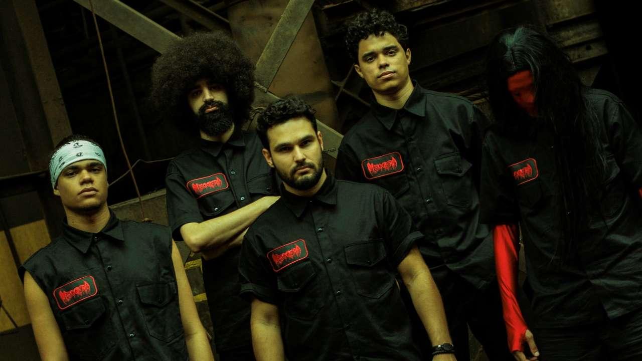 MEGGERA: No cast do Quarentena Rock Online Fest do canal Heavy Talk