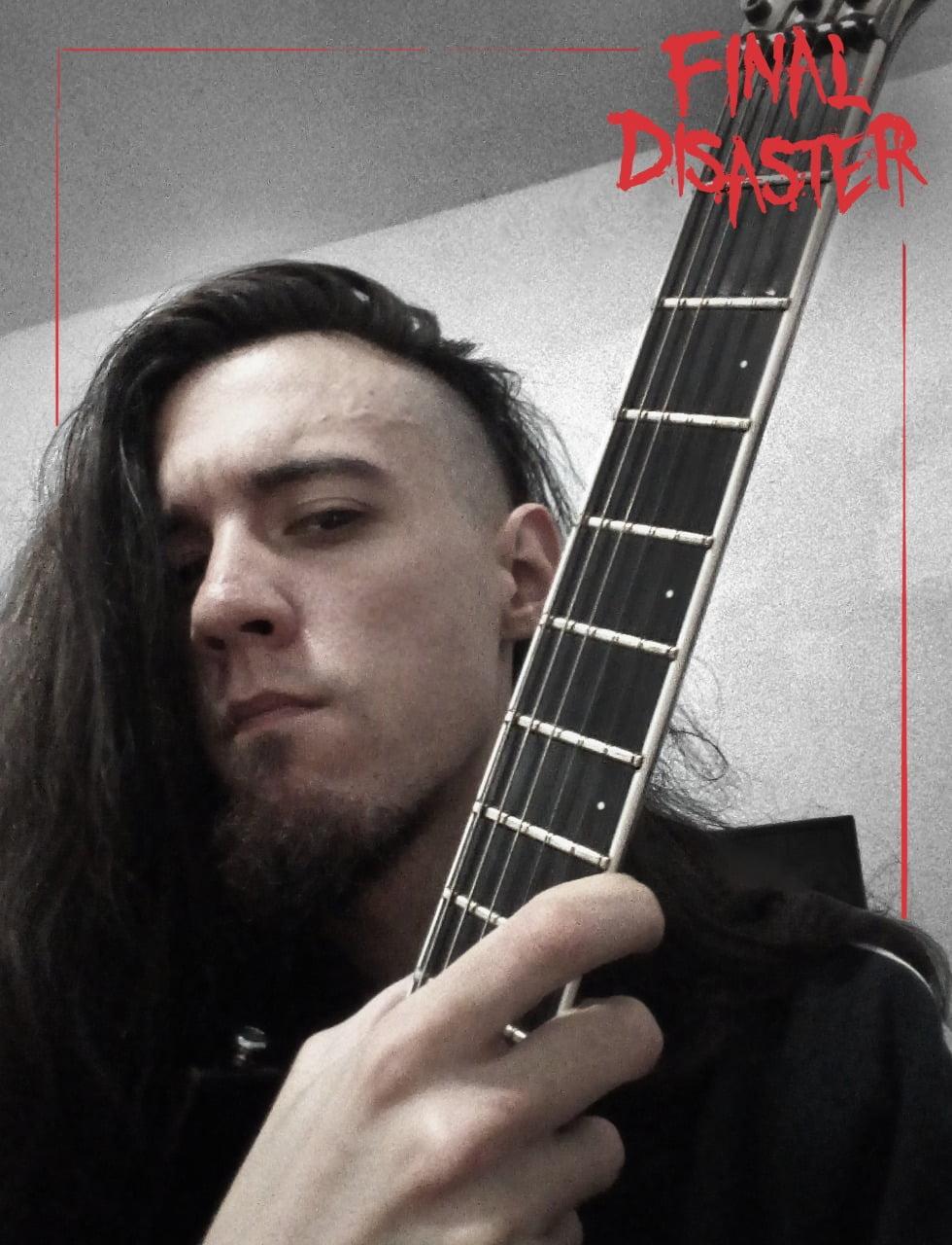 Final Disaster apresenta novo guitarrista em festival online neste final de semana
