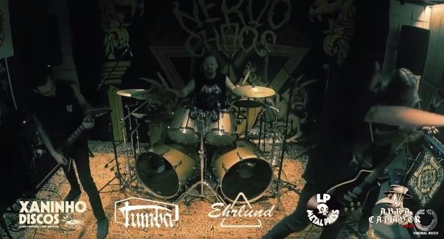 """NervoChaos: confira apresentação no """"Víboral Rock Festival XI"""""""