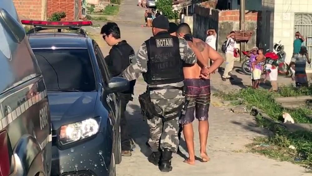 Operação contra tráfico e homicídio cumpre mandados e prende suspeitos em Santa  Rita, na Grande João Pessoa - Portal do Litoral PB » Portal do Litoral PB