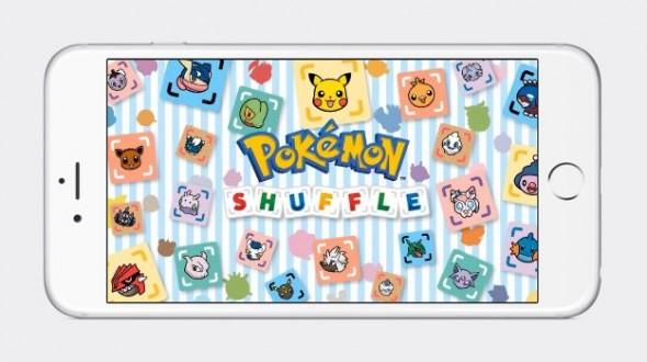 iphone 6 pokemon shuffle