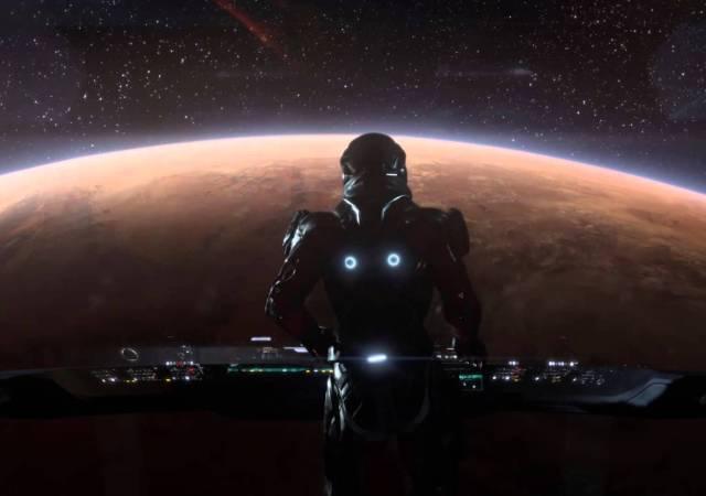 Mass Effect Andromeda BioWare 2017