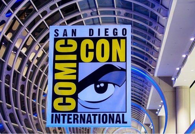 San Diego Comic Con Capa