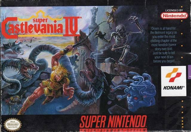 super castlevania iv u super nintendo 1480130534