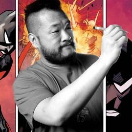 Artista de Batman Beyond, Bernard Chang, vem à CCXP 2017