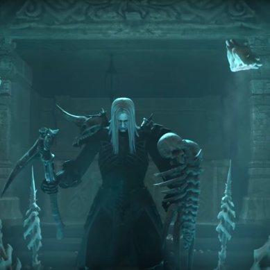 Um herói sombrio retorna ao Diablo III – Ascensão do Necromante já está disponível!