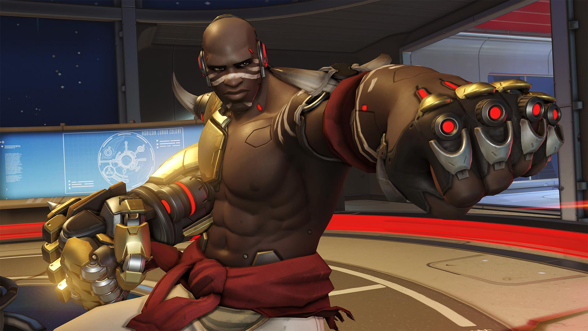 doomfist screenshot 001