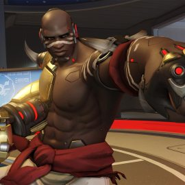 Overwatch : Blizzard anuncia Doomfist para o dia 27 de Julho