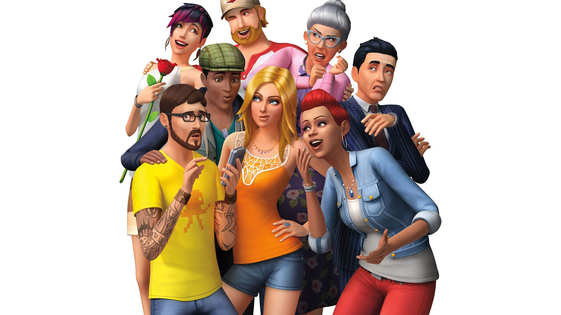 the sims 4 standard