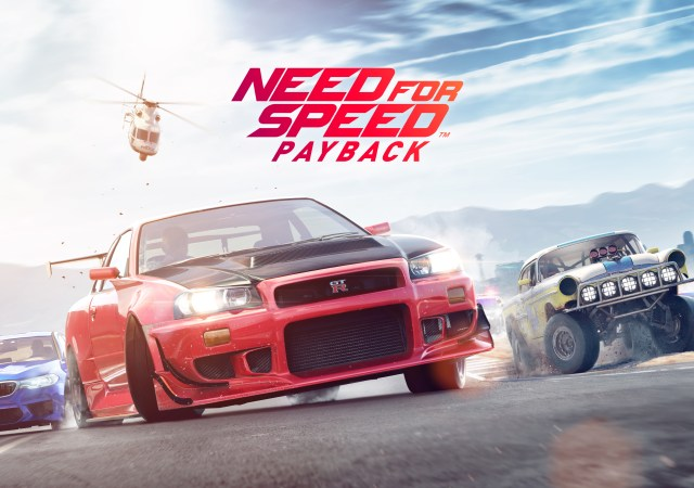 need for speed payback 4k 8k wide