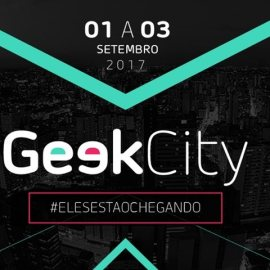Primeiro dia do Geek City movimenta Curitiba!