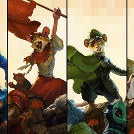 Review | Tooth and Tail, a nova revolução dos bichos!