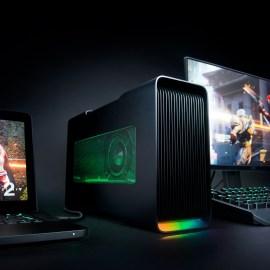 Razer lança versões aprimoradas do laptop Razer Blade Stealth e do gabinete para placas gráficas Razer Core
