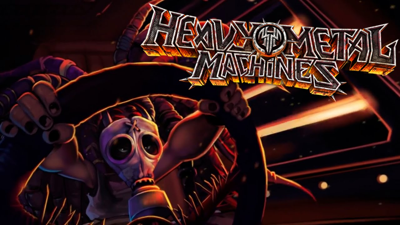 heay metal machines 2