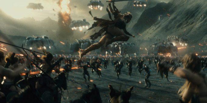 Justice League parademons