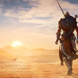 Ubisoft e Escape Time Brasil anunciam sala inspirada em Assassin's Creed: Origins