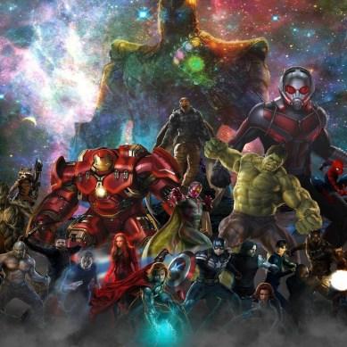 Vingadores | Teaser trailer de Guerra Infinita é lançado!