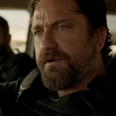 Gerard Butler e 50 Cent estrelam trailer de 'Covil de Ladrões'