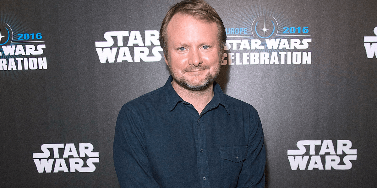 london england july 17 rian johnson director of star wars episode viii attends the star wars