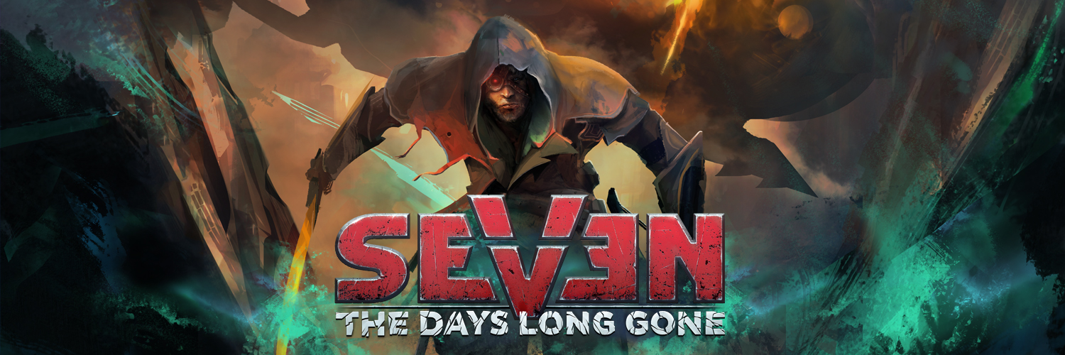 Seven The Days Long Gone Banner 6