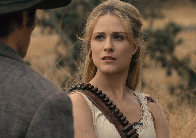 Evan Rachel Wood interpreta Dolores Abernathy CRÉDITOS JOHN P JOHNSON