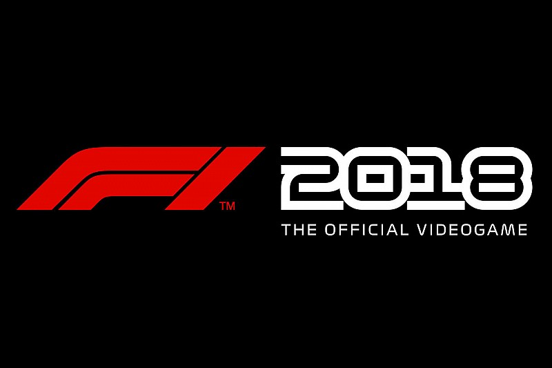 f1 f1 2018 video game 2018 f1 2018 video game logo 8361351