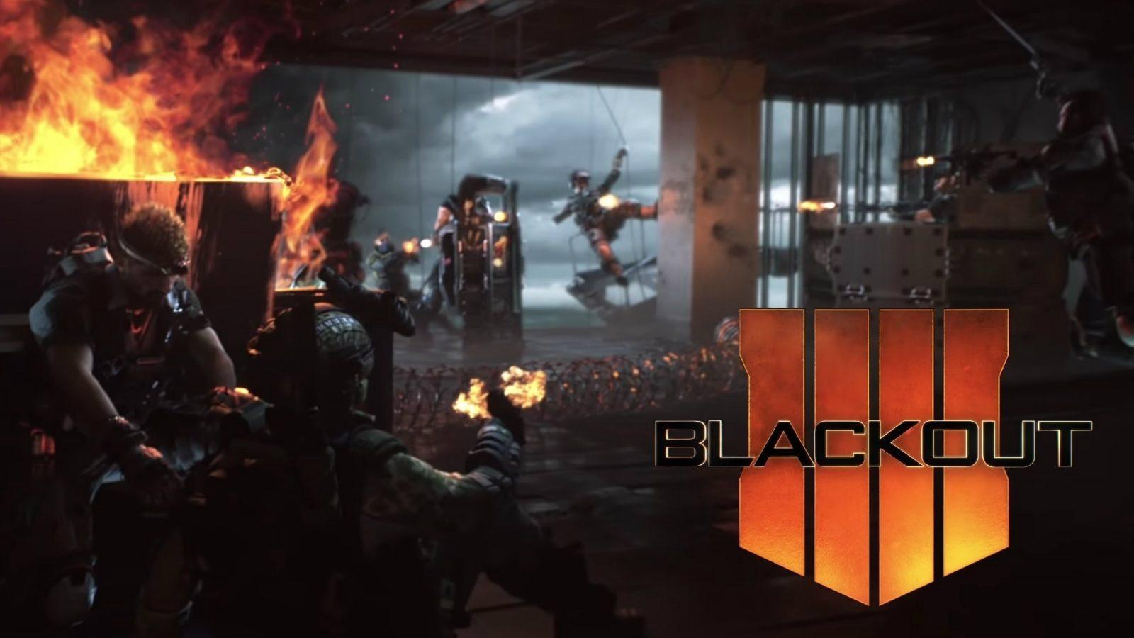 cod blackout black ops 4 leak leaked info 2